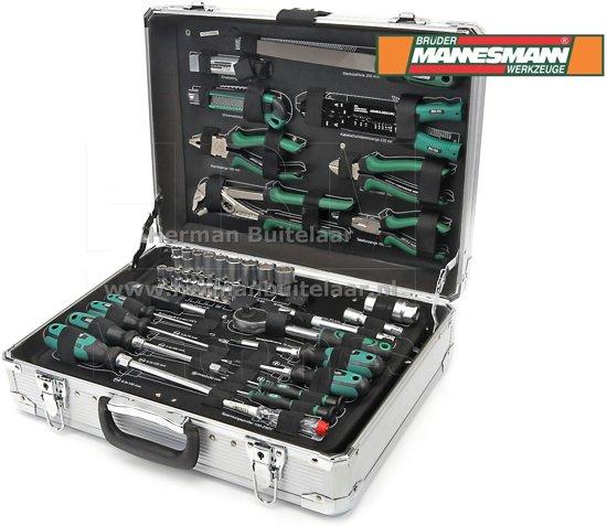 Mannesmann 108 Delige Gereedschapskoffer 29075
