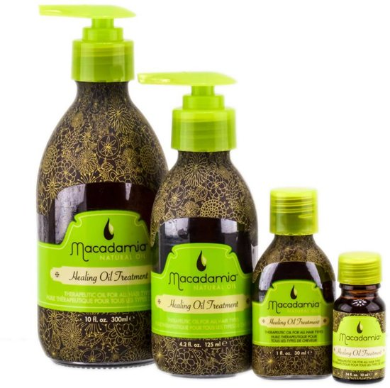Macadamia Healing Oil - 125 ml - Haarcrème