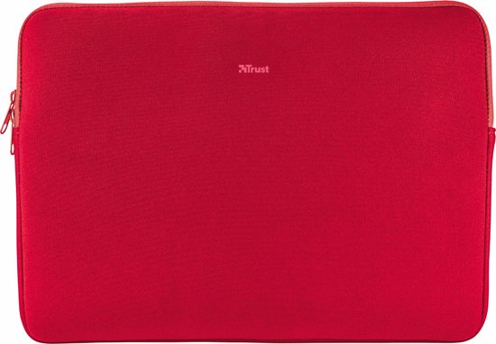 Trust Primo - Laptop Sleeve - 13.3 inch / Rood