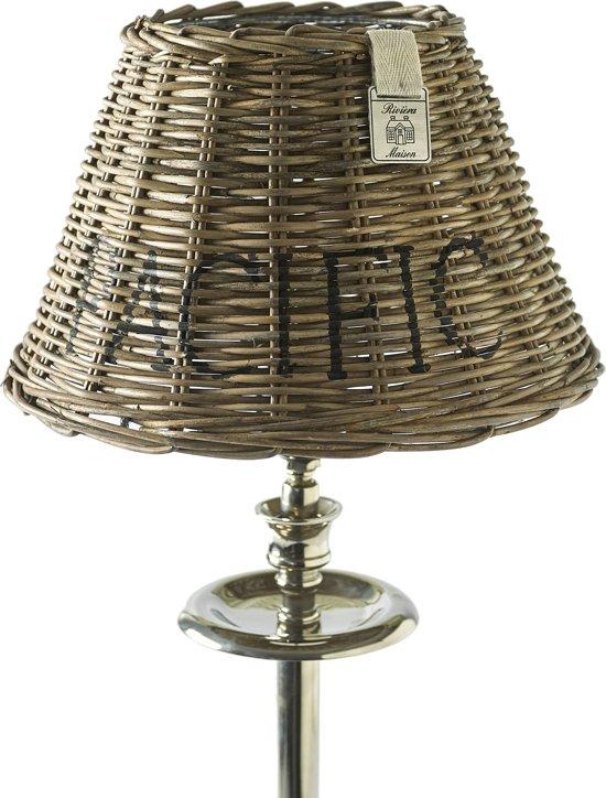 Beste bol.com | Rivièra Maison Pacific Lamp Shade - Lampenkap - Maat S RZ-96