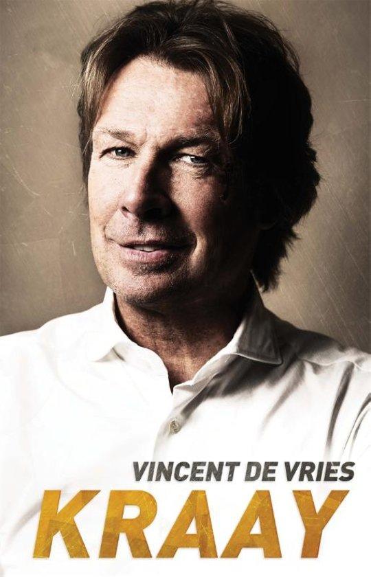 Boek cover Kraay van Vries, Vincent De (Paperback)