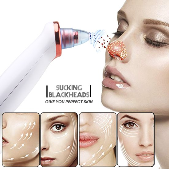 Sylk Blackhead Remover Pore Suction Cleaner