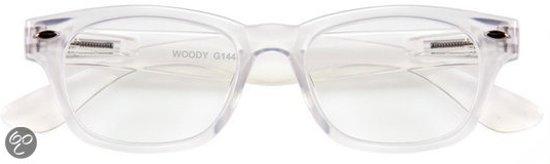 INY Woody G14400 +3.50 - Transparant - Leesbril