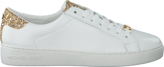   Michael Kors Dames Sneakers Irving Lace Up Wit