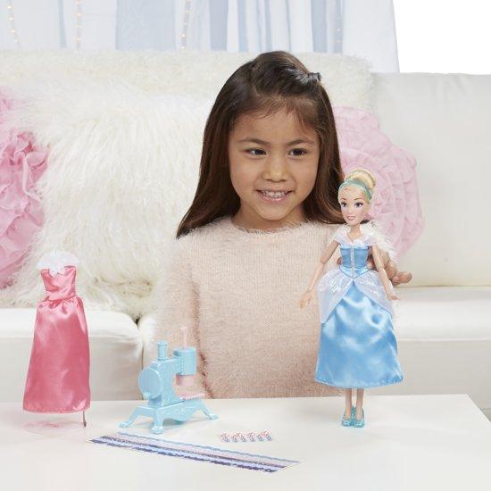 Disney Princess Assepoesters Naaistudio