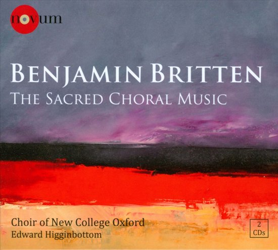 The Sacred Choral Music