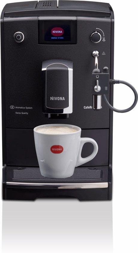 Nivona NICR660 Espresso Volautomatische Espressomachine