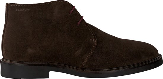 b97ddad4833 bol.com | Gant Heren Veterschoenen Spencer Low Lace - Bruin - Maat 41