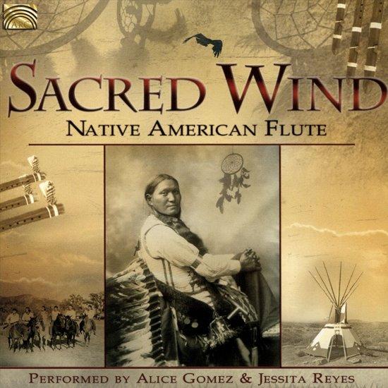 Sacred Wind. Native American Flute