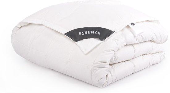 Essenza Deva - Dons - 4-seizoenen dekbed - Tweepersoons - 200x200 cm - Wit