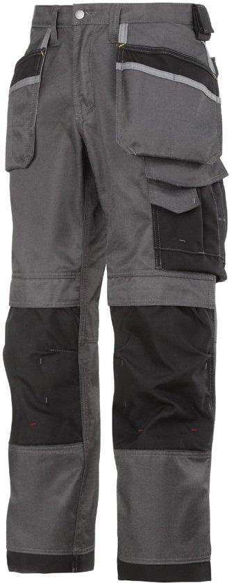 Snickers DuraTwill Broek met holsterpockets 3212-7404-46