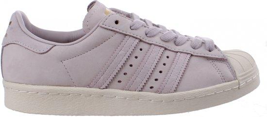 Adidas Sneakers Adidas Superstar 80's Dames Paars Maat 40