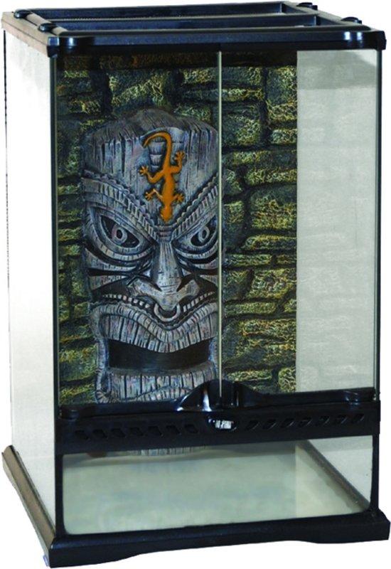 Tiki Terrarium Small: 30 x 30 x 45 cm