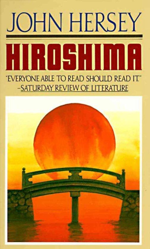 Boek cover HIROSHIMA van John Hersey (Paperback)