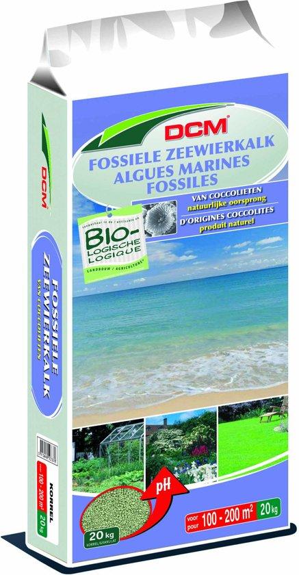 DCM Fosiele zeewierkalk 20kg