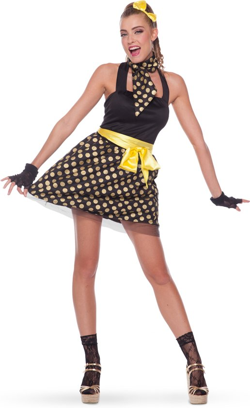 rock en roll jurk