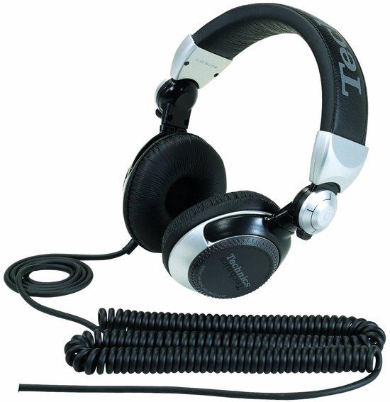 Technics RP-DJ 1210 - DJ Koptelefoon - Zilver