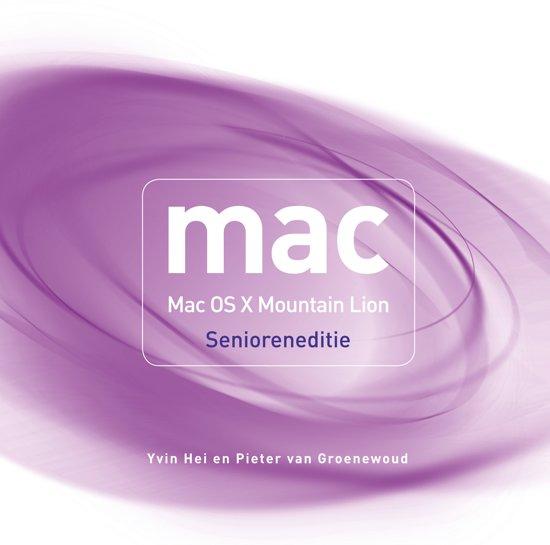 Mac - Mac OS X Mountain Lion Senioreneditie