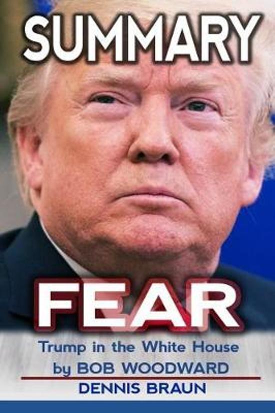 Boek cover Summary Fear van Dennis Braun (Paperback)