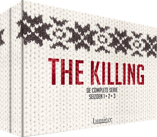 The Killing - Seizoen 1 t/m 3 (Deluxe Edition) (Boxset)