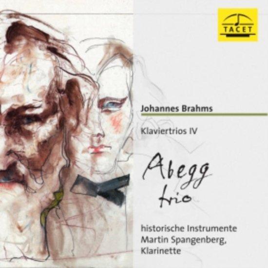 Brahms: Piano Trios Iv