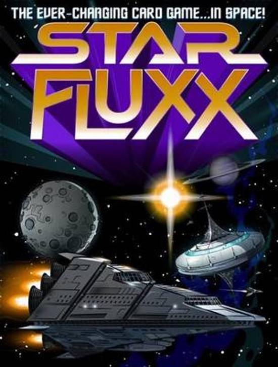 Afbeelding van het spel Star Fluxx