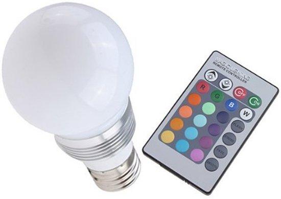 Lampen Op Afstandsbediening : Bol.com led lamp bulb met afstandsbediening