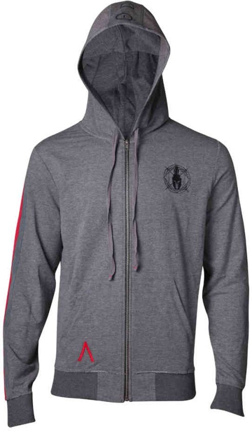 Assassin s Creed Odyssey Taped Sleeve Hoodie L