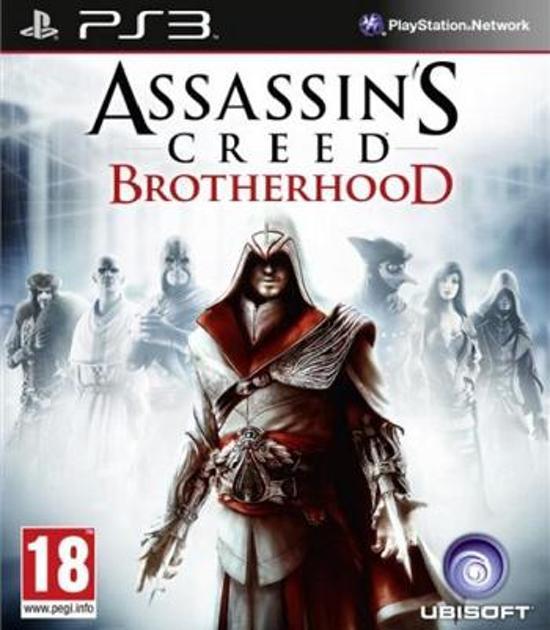 Assassin's Creed, Brotherhood  PS3