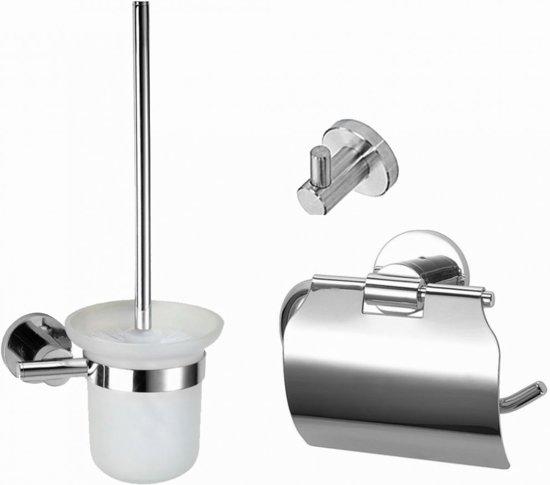 Grohe Toilet Accessoires Set.Best Design Rome Toilet Accessoires Set