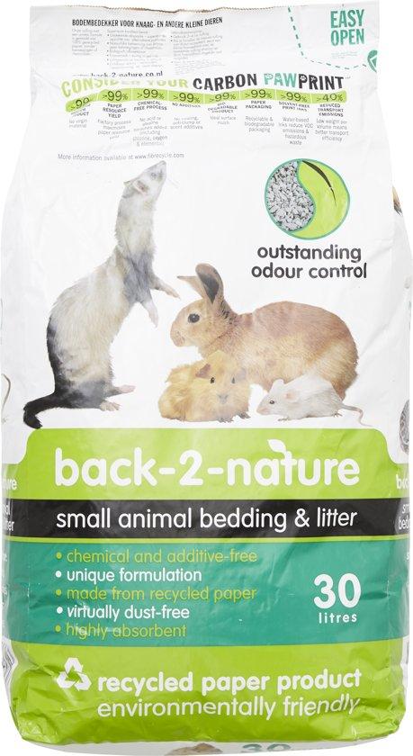 Back-2-Nature Bodembedekking - 30 l