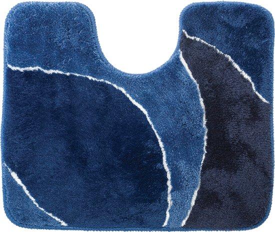 Sealskin Water - Toiletmat - 50x60 cm - Royal Blauw