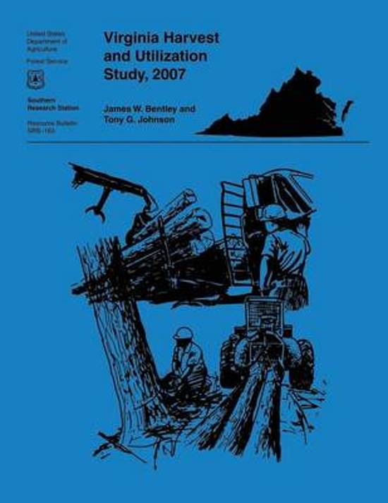 Virginia Harvest and Utilization Study, 2007