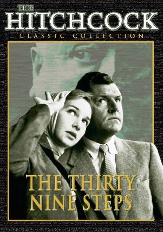 Thirty Nine Steps (1959)