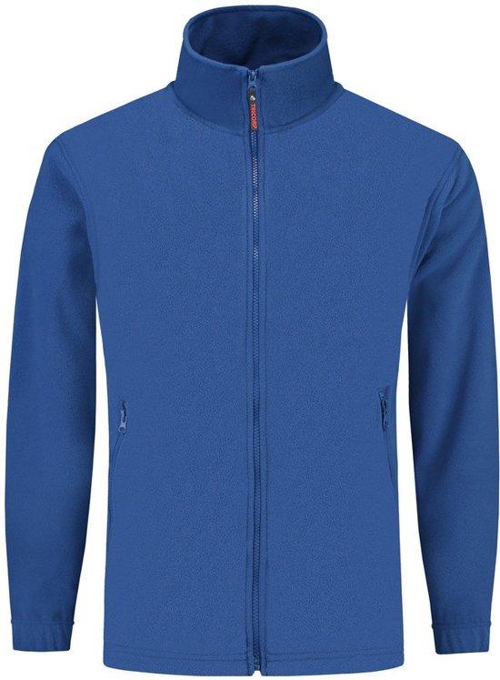 Tricorp Fleecevest - Casual - 301002 - blauw - maat M