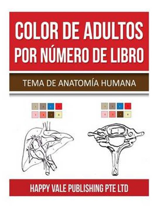 bol.com | Color de Adultos Por Numero de Libro, Happy Vale ...