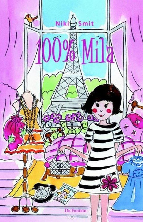 100% - 100% Mila (luisterboek)