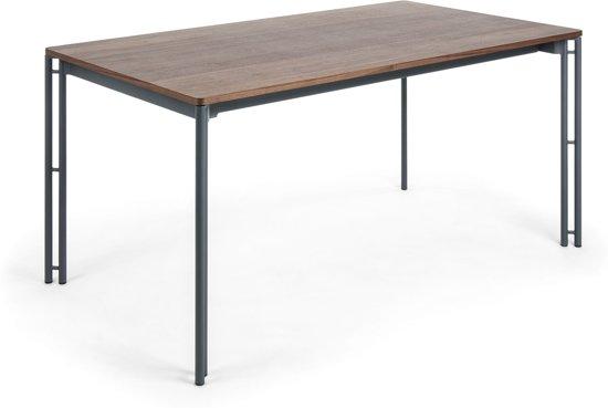 Uitschuifbare Eettafel 140 Cm.Bol Com Kave Home Kesia Uitschuifbare Tafel 140 Cm