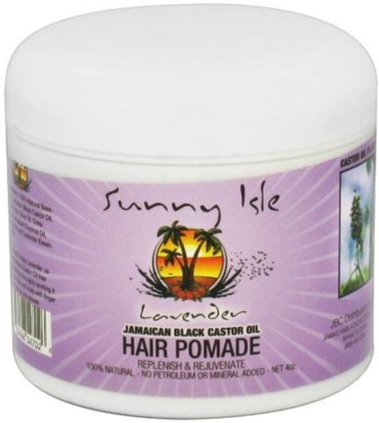 Sunny Isle Rosemary Jamaican Black Castor Oil Hair Food Pomade 113 gr