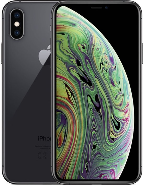Apple iPhone Xs - 256GB - Spacegrijs
