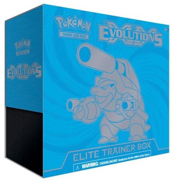 Afbeelding van het spel Evolutions Elite Trainer Mega Blastois