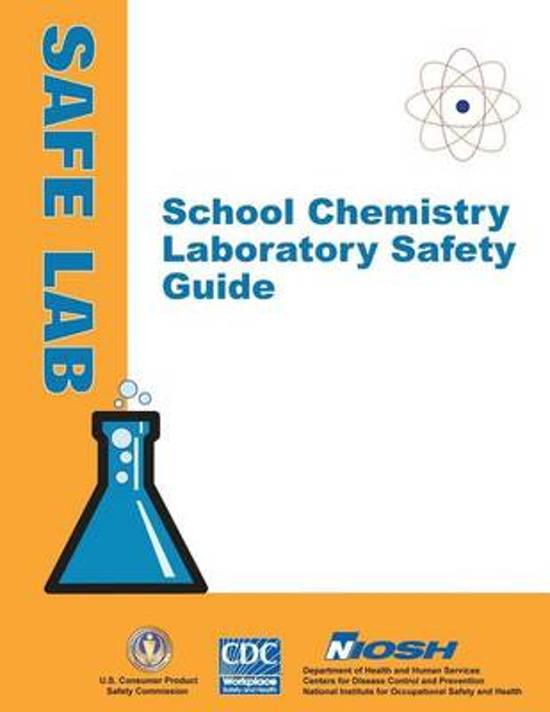 Bol School Chemistry Laboratory Safety Guide Department Of