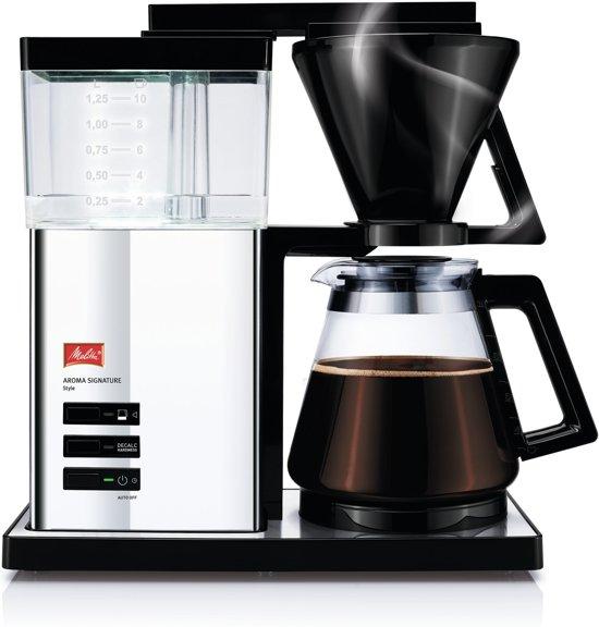 Melitta Aroma Signature Style Filter Koffiezetapparaat