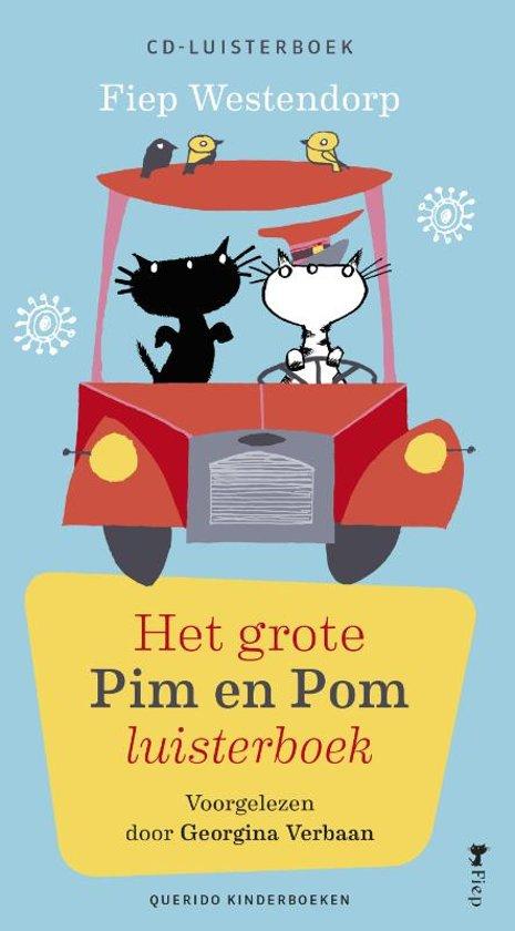 Het grote Pim en Pom luisterboek