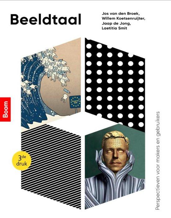 Boek cover Beeldtaal van Jos van den Broek (Paperback)