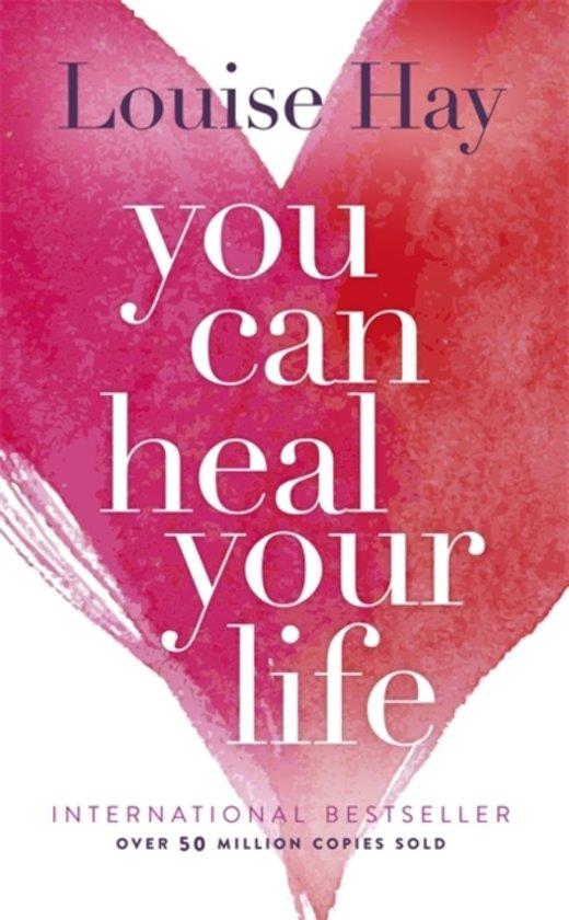Boek cover You Can Heal Your Life van Louise Hay (Paperback)