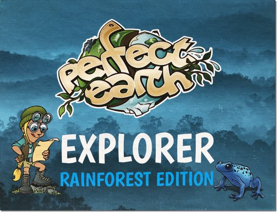 Perfect Earth Explorer - Rainforest Edition