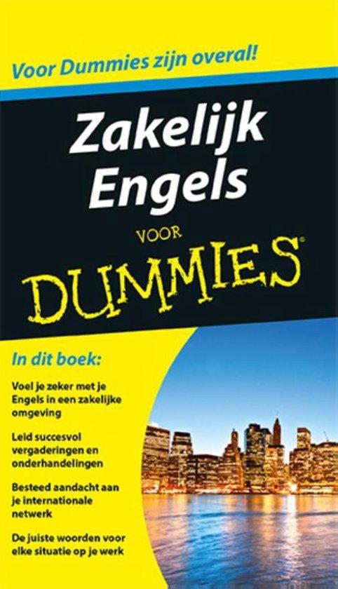 Zakelijk Engels voor dummies