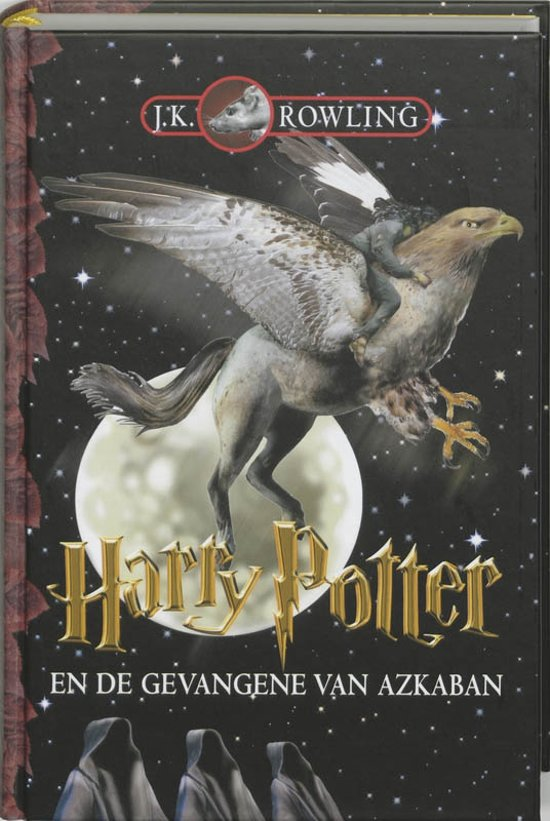 Harry Potter 3 - Harry Potter en de gevangene van Azkaban - J.K. Rowling