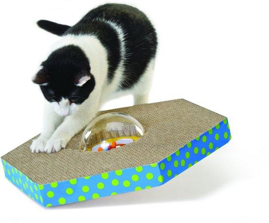 Petstages karton wobble & scratch